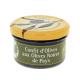 Confit d'olives aux olives noires