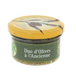 Duo d'Olives à l'ancienne