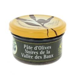 Pâte d'olives noires de la vallée des baux