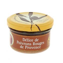 Délice de poivrons rouges de provence