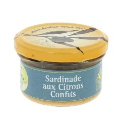 Sardinade aux Citrons Confits