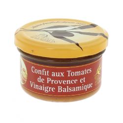 Confit de tomates de Provence au vinaigre balsamique
