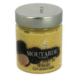 Moutarde à la truffe d'hiver