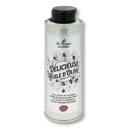 Huile d'olive vierge extra - 750 ml