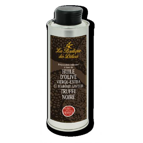 Huile d'olive vierge extra aromatisée à la truffe - 250 ml