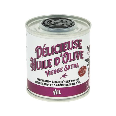 Huile d'olive aromatisée au piment d'espelette - 100 ml