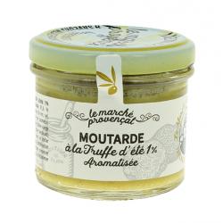 Moutarde à la truffe d'été 1%