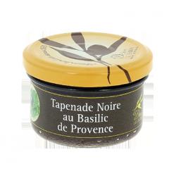Tapenade au Basilic de Provence
