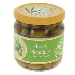 Olives picholines de pays